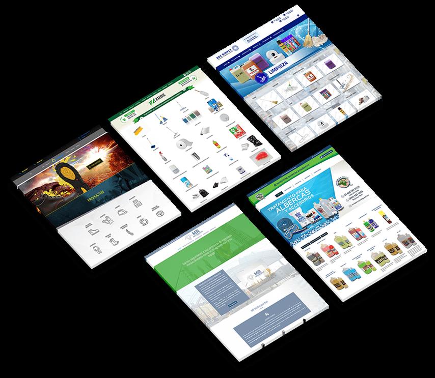 Diseño de Páginas de Internet Sitios Web en Reynosa Tamaulipas